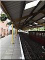 TG1926 : Aylsham Railway Station Platform by Adrian Cable
