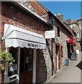 ST8745 : Italian Barber Shop in Warminster by Jaggery