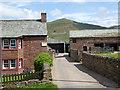 NY6825 : Ghyll Farm, Dufton by Oliver Dixon