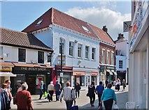 TA0339 : Butcher Row, Beverley, Yorkshire by Bernard Sharp
