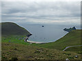 NF0999 : Village Bay, Hirta by John Allan