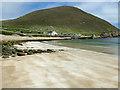NF1099 : Beach on Hirta by John Allan