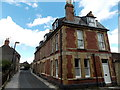ST9387 : Late Victorian Mansfield Terrace, Malmesbury by Jaggery