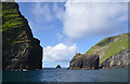 NA0701 : Channel between Hirta and Soay by John Allan