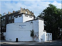 TQ2785 : Belsize Park deep shelter (south), Haverstock Hill / Downside Crescent, NW3 (5) by Mike Quinn