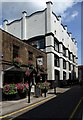 TQ2078 : Voysey House, Barley Mow Passage, Chiswick by Julian Osley