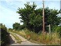TM2129 : Public footpath near Little Oakley by Malc McDonald