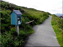 C3333 : Coastal path, Ned's Point by Kenneth  Allen