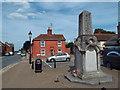TM1927 : Great Oakley war memorial by Malc McDonald