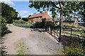 SO6860 : Thorn Farm, Harpley by Philip Halling