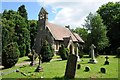 SO6861 : Harpley church by Philip Halling