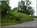 TL0696 : Remains of railway bridge in Nassington by Richard Humphrey