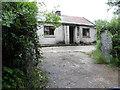 H2958 : Derelict house, Derrymacanna by Kenneth  Allen
