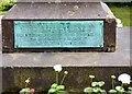 SJ8588 : In Memory of Charles James Cummings by Gerald England