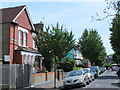 TQ3188 : Woollaston Road, N4 by Mike Quinn