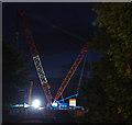SD4965 : Foundry Lane Bridge reconstruction by Ian Taylor