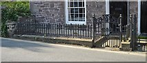 SM7525 : When a fence becomes a work of art ..... by Philip Pankhurst