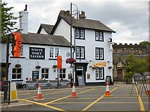 SJ8588 : White Hart Tavern by Gerald England