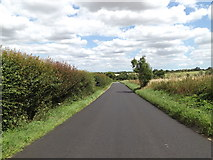 TM1469 : Rishangles Road, Thorndon by Geographer