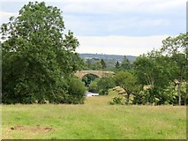NY9170 : Chollerford Bridge from south-west by Andrew Curtis