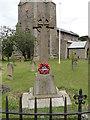 TF7743 : Brancaster War Memorial by Adrian S Pye