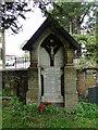 TF8044 : The War Memorial at Burnham Deepdale by Adrian S Pye
