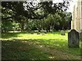 TM1469 : All Saints Churchyard by Adrian Cable