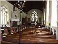 TM1469 : Inside All Saints Church by Adrian Cable