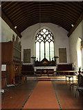 TM1469 : All Saints Church Altar by Geographer
