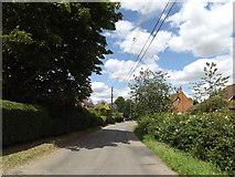 TM1469 : High Street, Thorndon by Geographer