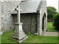 TF9631 : Kettlestone War Memorial by Adrian S Pye