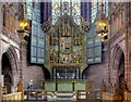 SJ3589 : Lady Chapel, Altar and Triptych by David Dixon