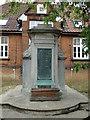 TG0433 : Melton Constable War Memorial by Adrian S Pye