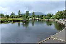 NN6207 : River Teith, Callander by Billy McCrorie