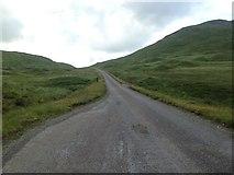 NM6029 : A849, Glen More by Steven Brown