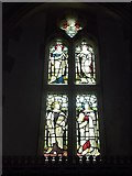 SS6138 : Inside St Michael & All Angels church, Loxhore (L) by Basher Eyre