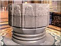 SJ3589 : Liverpool Cathedral Font (2) by David Dixon