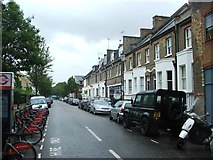 TQ2677 : Upcerne Road, Chelsea by Chris Whippet