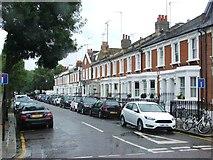 TQ2677 : Tetcott Road, Chelsea by Chris Whippet