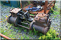 NY3224 : Threlkeld Quarry & Mining Museum - steam pump by Chris Allen