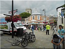 SU8693 : High Wycombe: The Little Market House by Nigel Cox