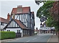 TA0239 : North Bar Without, Beverley, Yorkshire by Bernard Sharp