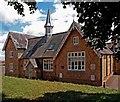 TL1233 : Victorian school house, Shillington by Jim Osley