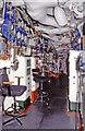 TQ3380 : HMY Britannia - boiler room by Chris Allen