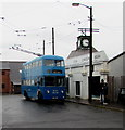 SO9491 : Dudley trolleybus not going to Walsall by Jaggery