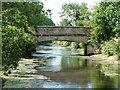 SU4828 : Tun Bridge, from the north by Christine Johnstone