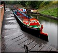 SO9491 : Birchills on the canal in the Black Country Living Museum, Dudley by Jaggery