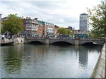 O1534 : O'Connell Bridge [1] by Michael Dibb