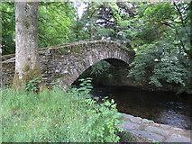 NY3704 : Miller Bridge in Ambleside by Gareth James