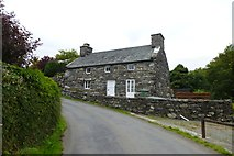 SH6028 : House in Pen-y-Bont by DS Pugh